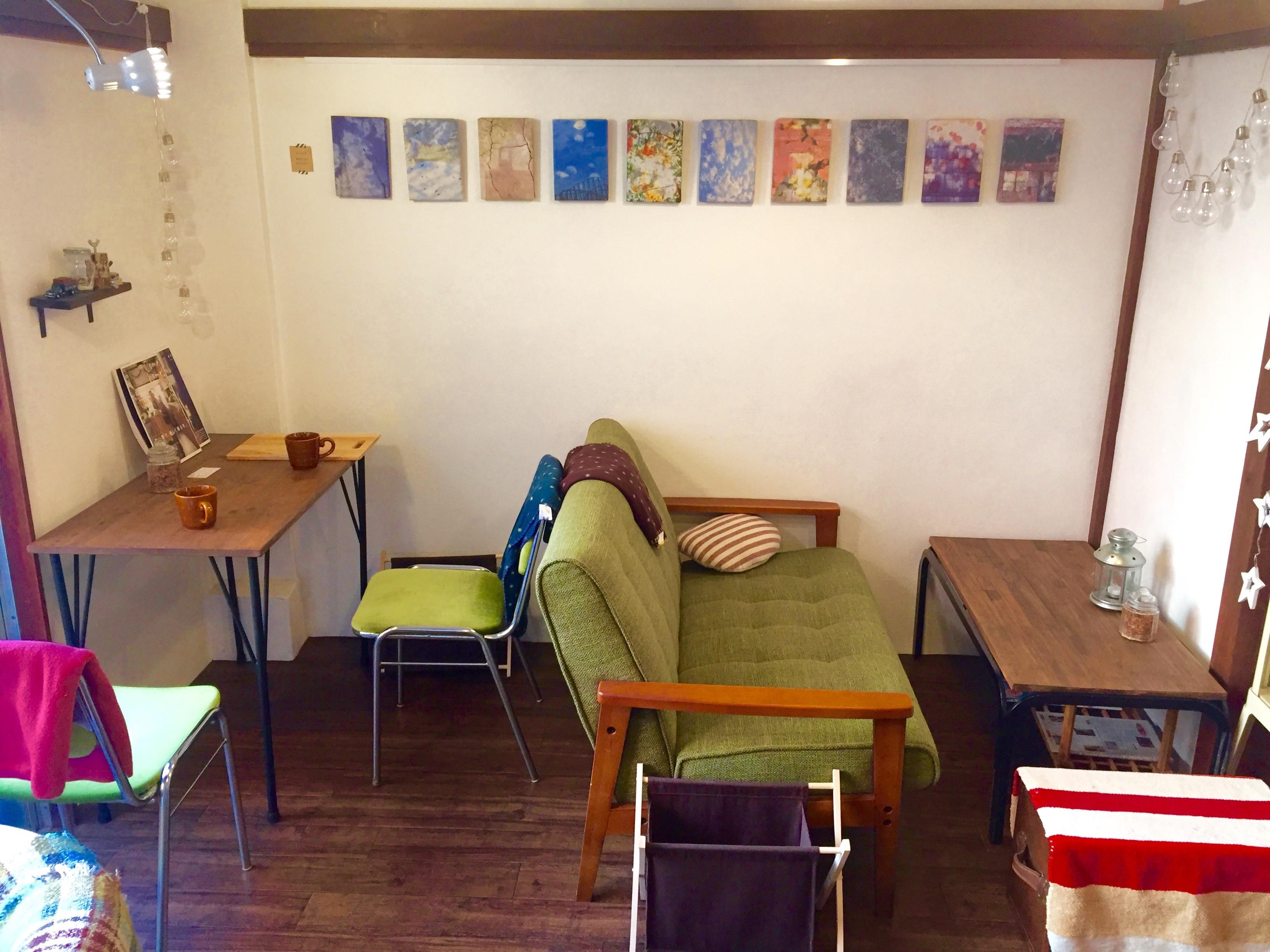 ワークショップに!和の面影を残したリノベーションスペース「cup2gallery103号室」