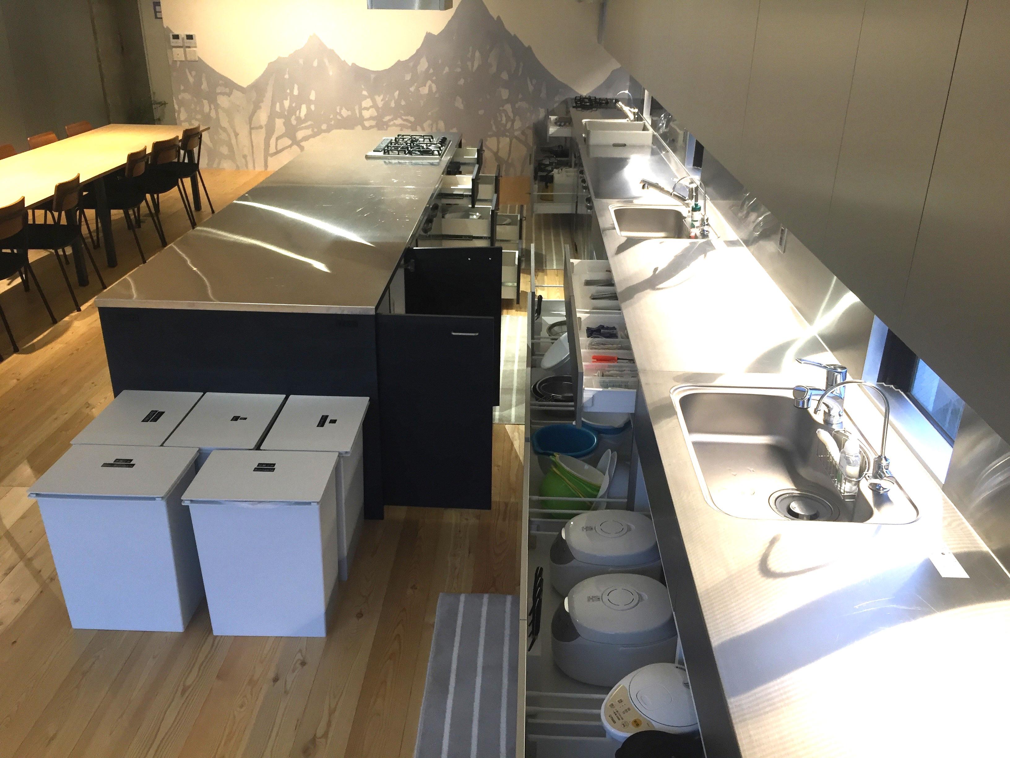 【大人気】2016年3月オープン!本格的でおしゃれな「レンタルキッチンスペースPatia新御茶ノ水店」