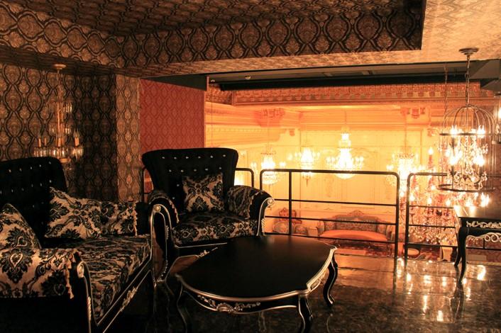 まるで宮殿のような洋館スタジオ。パーティー利用もOK♪「Gallery-O5 Le Royal」