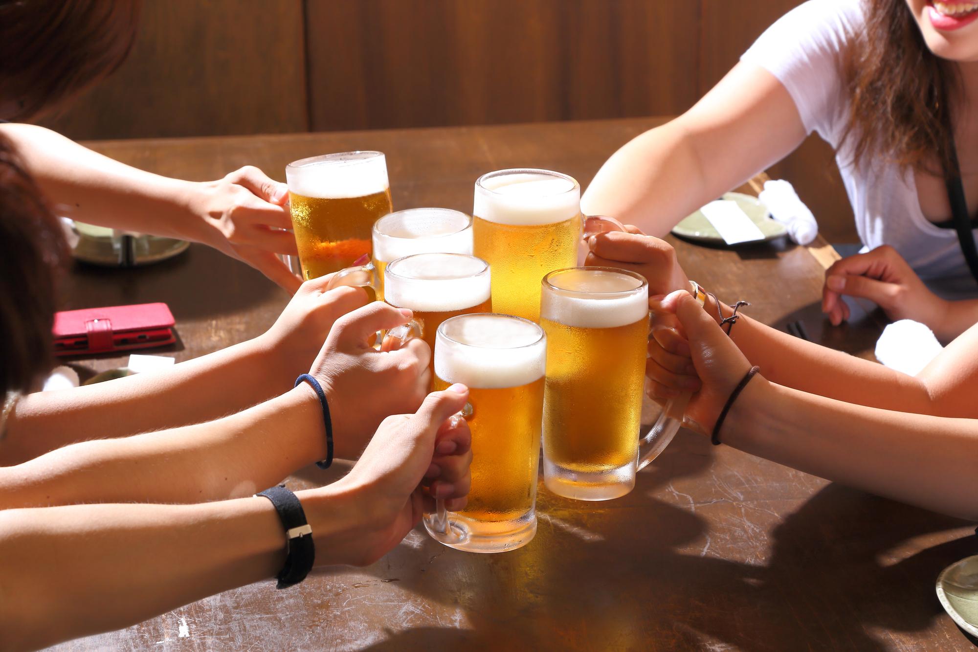 デキる飲み会幹事は使っている!中人数~大人数で使える場所まとめ!