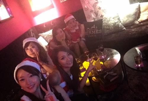 【女の子だけでも寂しくない!】女子力全開クリスマスパーティー