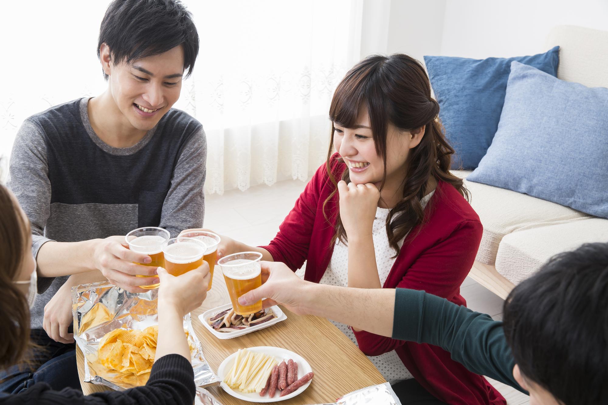 【バレンタイン企画】今年はレンタルスペースで手作りバレンタインパーティー!!