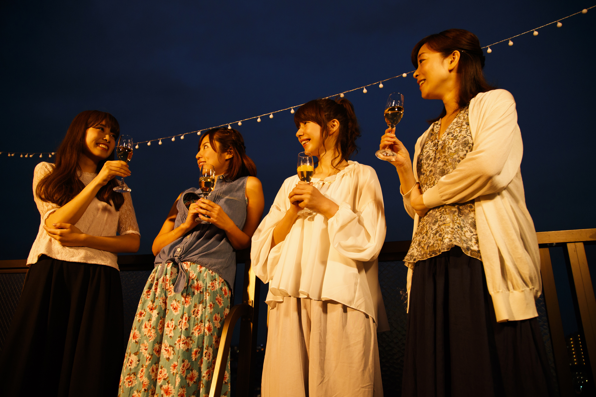 【開催までをキラキラ女子が実況!】レンタルスペースでパーティー!