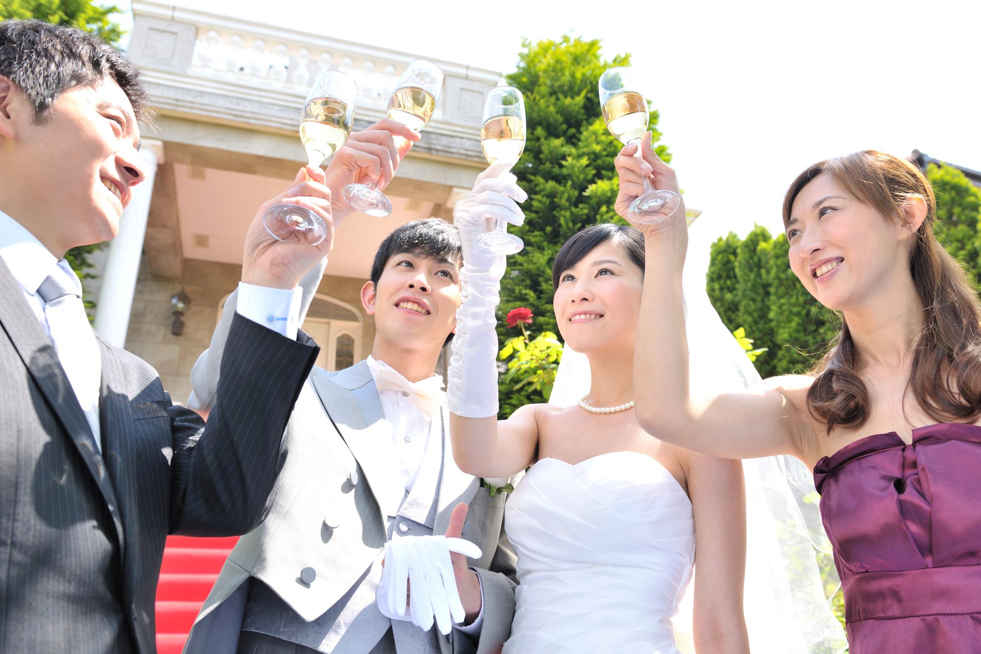 【ジューンブライド】結婚式の二次会に使える少人数可能スペースまとめ