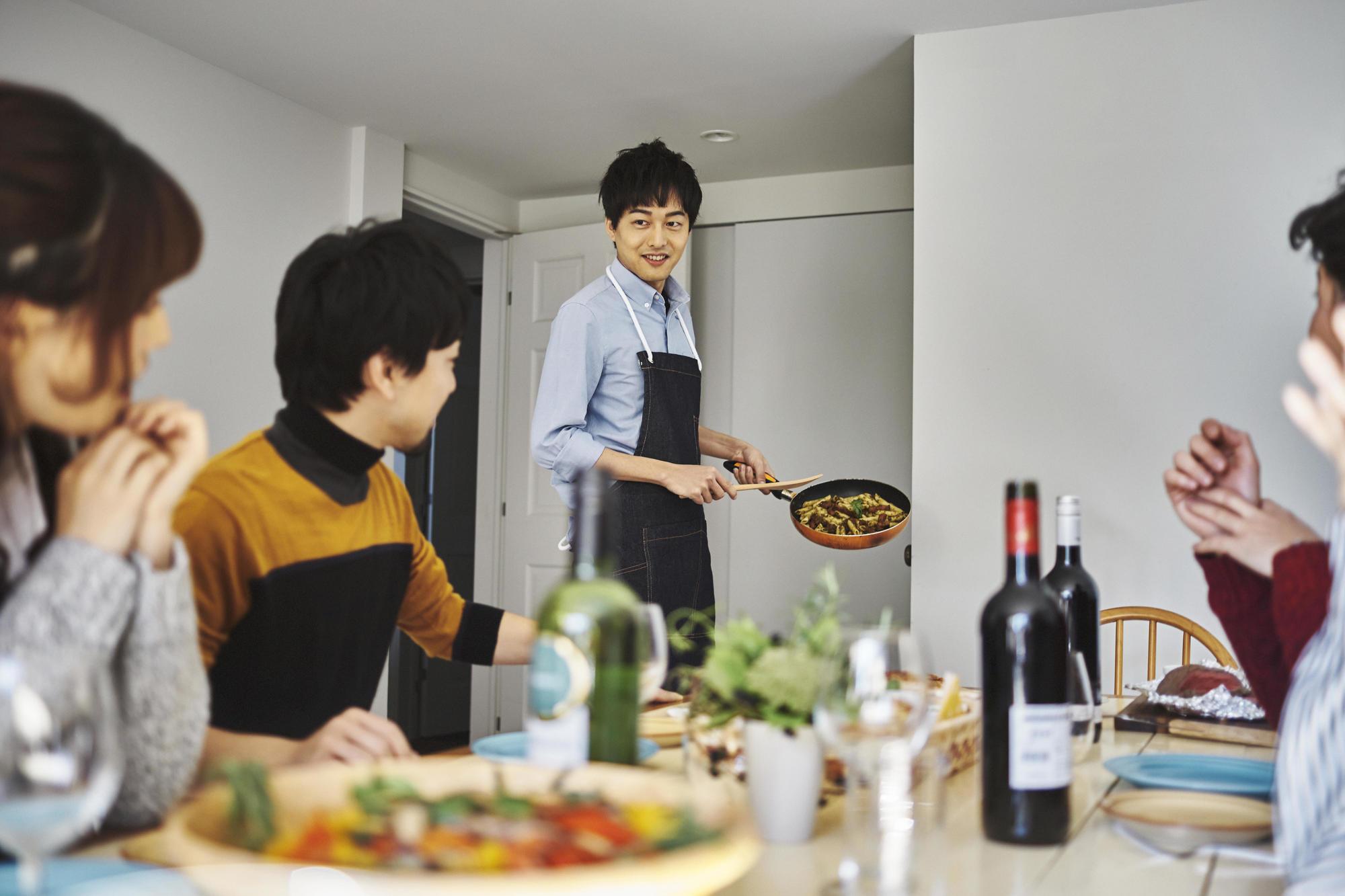 【食欲の秋】秋の味覚を楽しむホームパーティーをしよう!