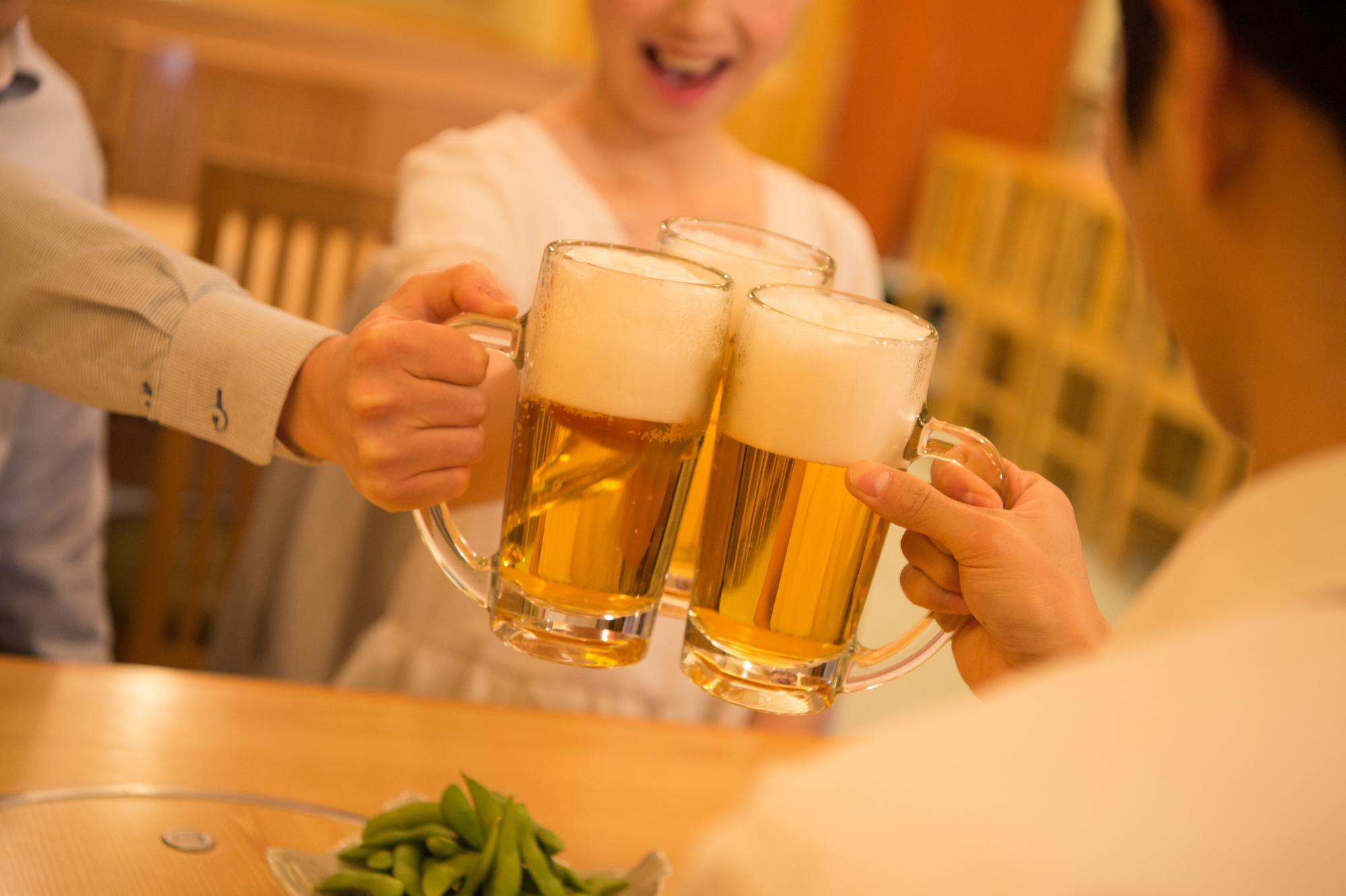 【忘年会・新年会】幹事必見!絶対に盛り上がる宴会のポイント5つ!