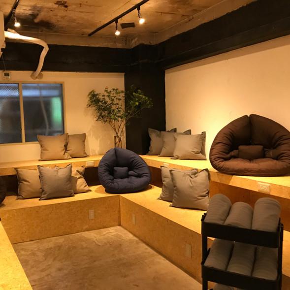 basement cafe(ベースメントカフェ)FAスペース