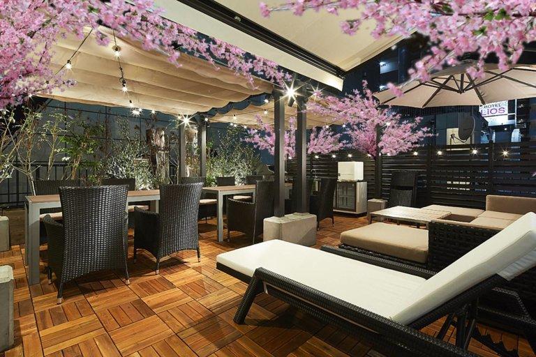 Lounge-R TERRACE 渋谷でインドア花見