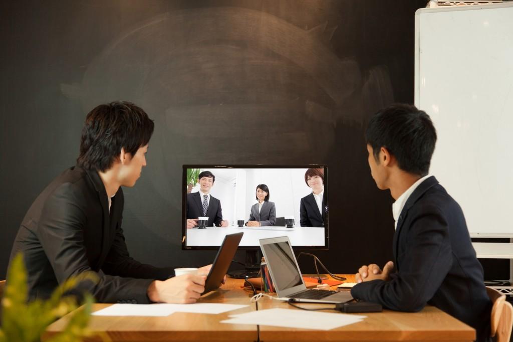Web会議サービスを使う