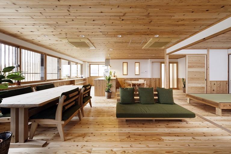 モデルハウス~空気がうまい家