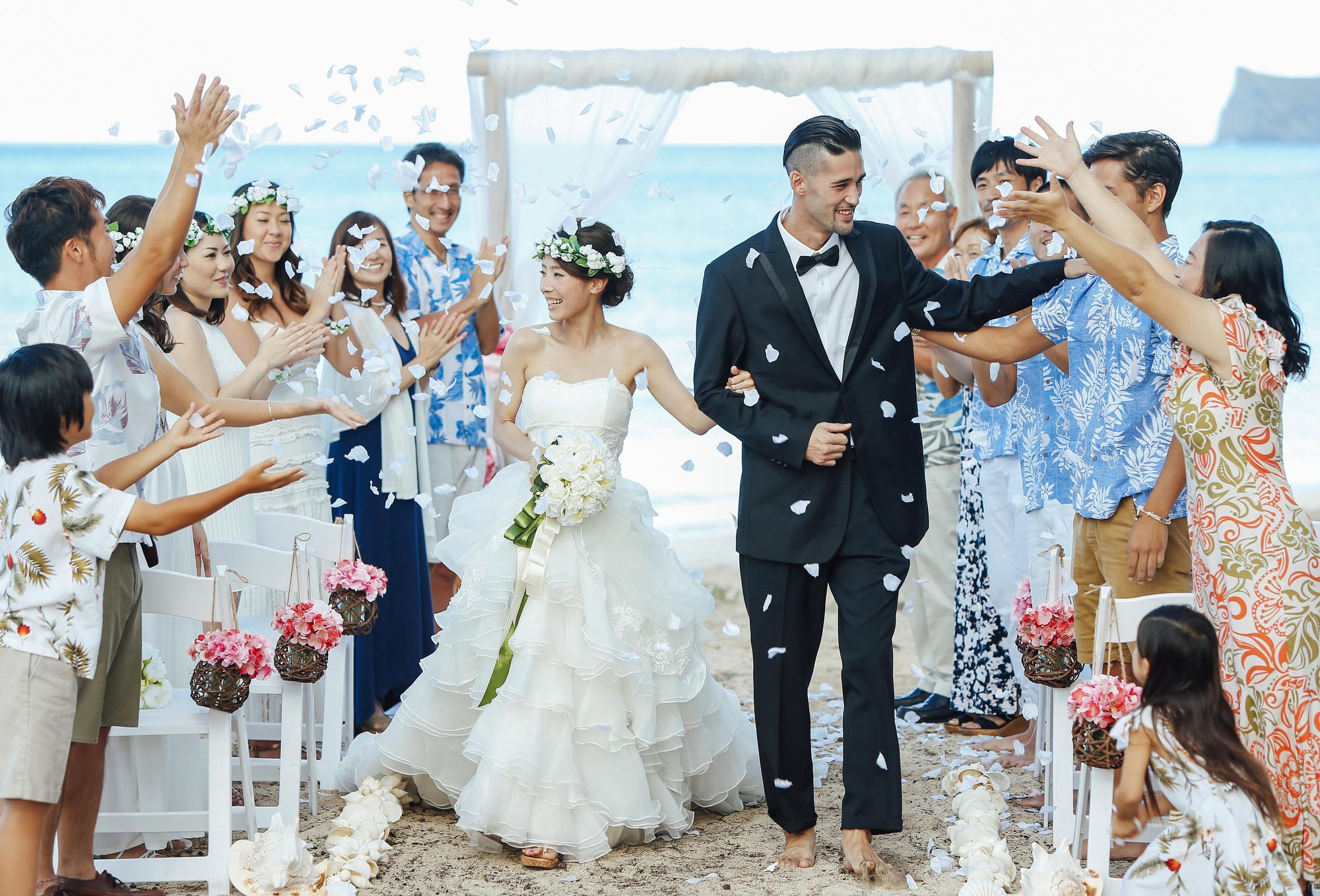 結婚式の余興でダンス