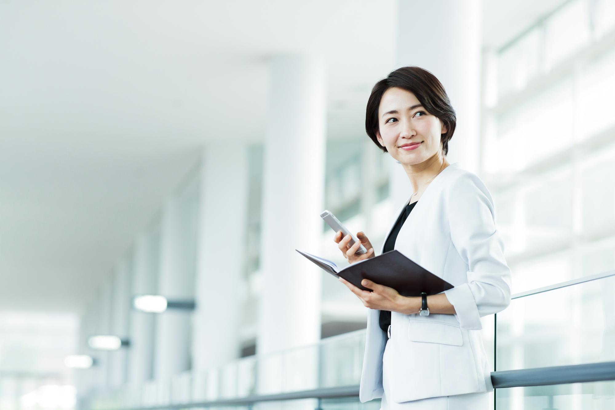 起業する女性
