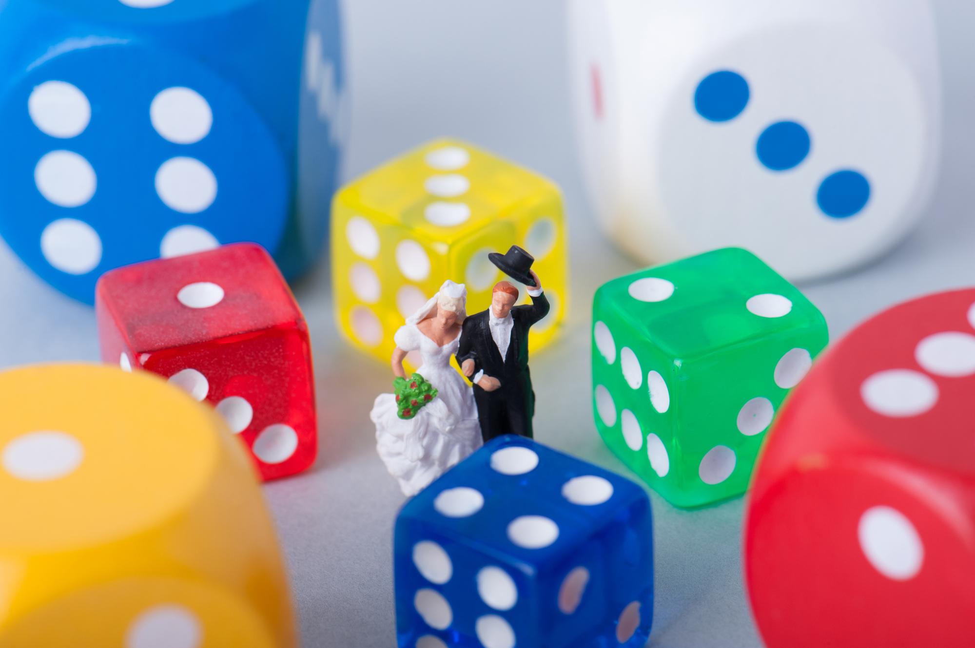 結婚式二次会で盛り上がるゲーム