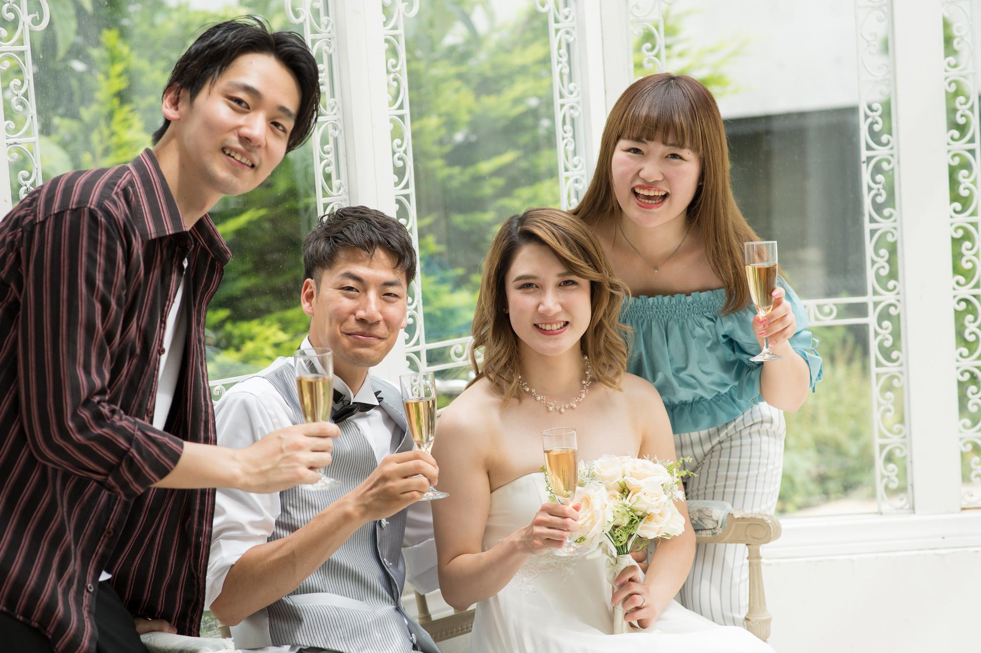 結婚式の二次会の幹事がやることマニュアル