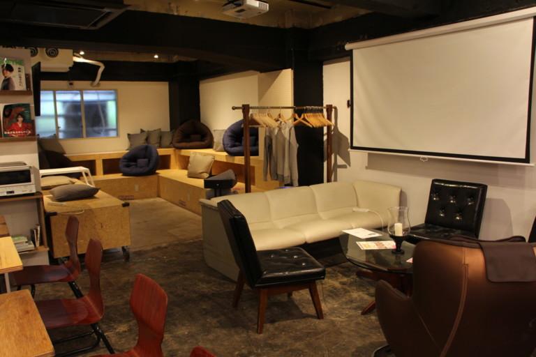 (ID12417) 【渋谷】basement cafe(ベースメントカフェ)FAスペース