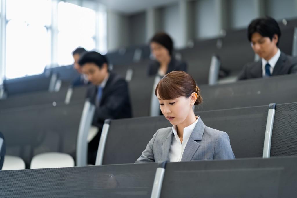 会社の勉強会もビジネス活動の一環