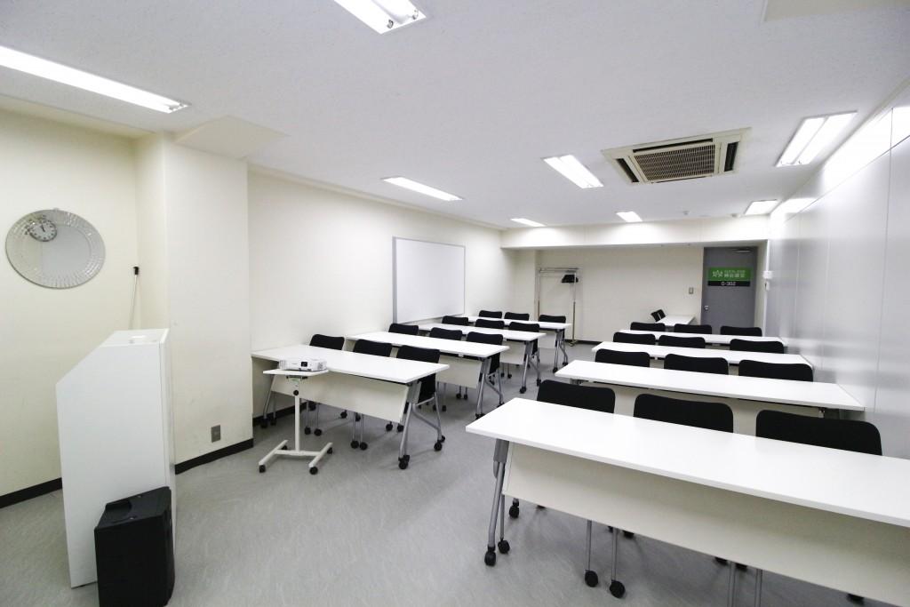 G302 小会議室(銀座ユニーク)