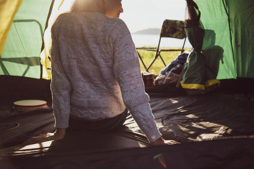 新しいカタチのキャンプが流行