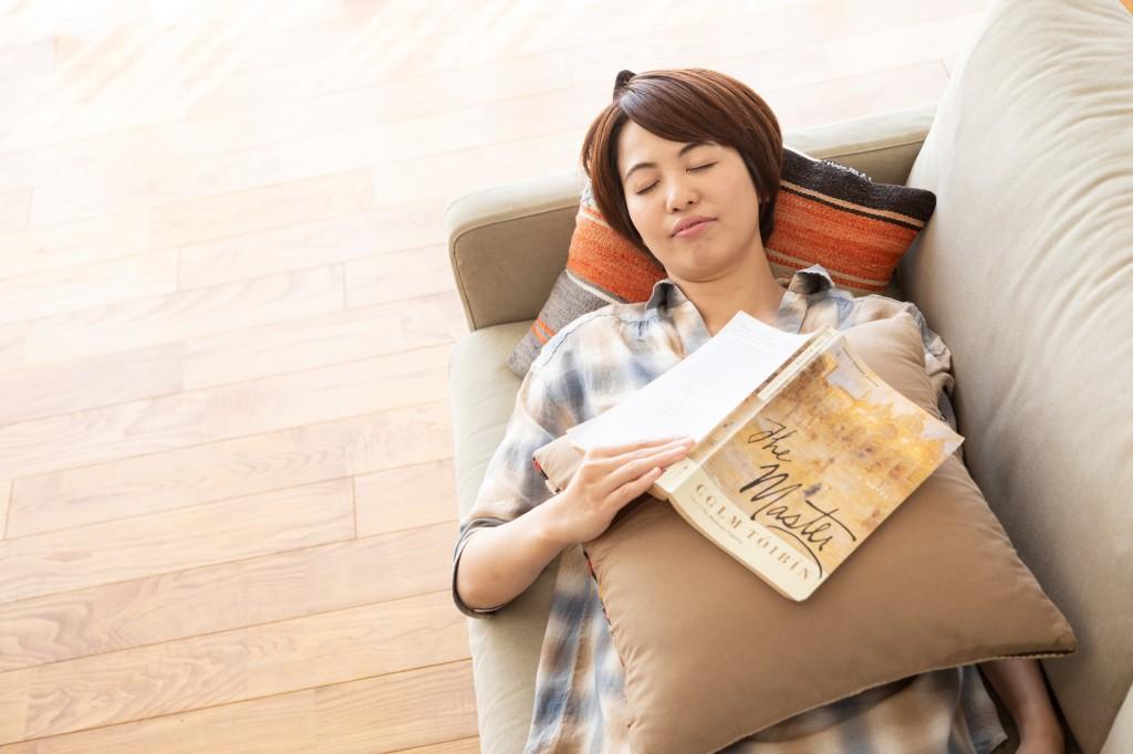 女性が仮眠をとるのにぴったりな場所とは?