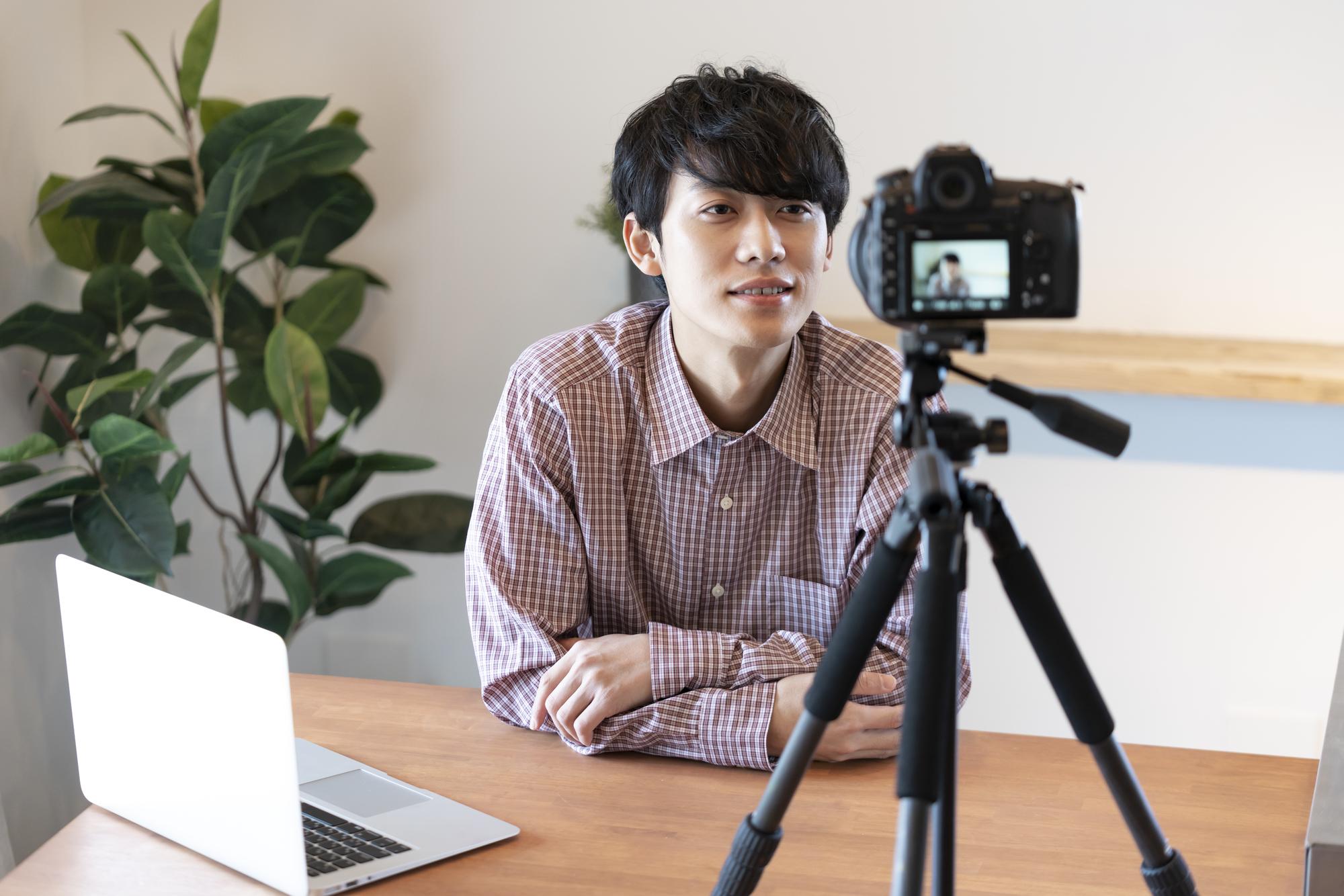 Vlogを始める